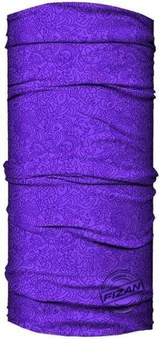 Fizan Multi Scarve Purple