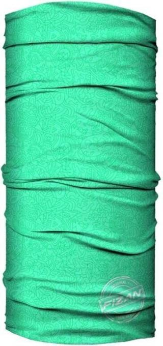 Fizan Multi Scarve Turquoise