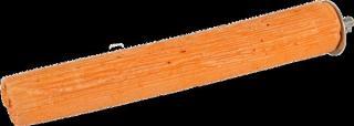 Flamingo kalciové bidlo oranžové L 4x4x28cm