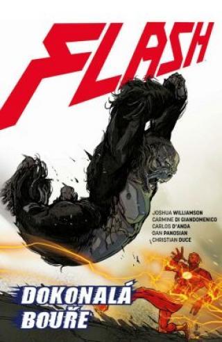 Flash 7: Dokonalá bouře - Joshua Williamson