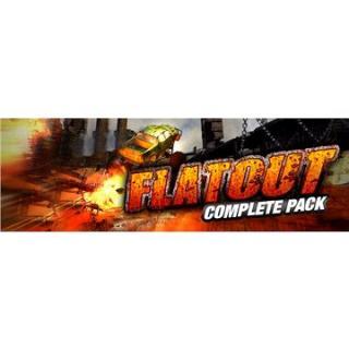 Flatout Complete Pack (PC)  Steam DIGITAL