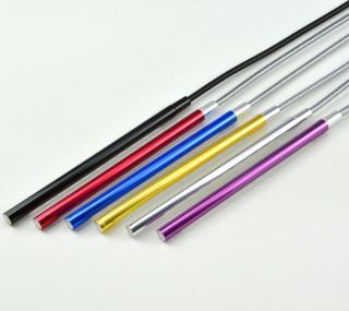 Flexibilní USB LED lampa - 6 barev Barva: modrá