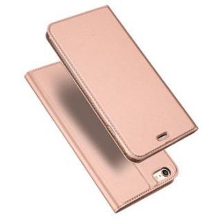 Flipové pouzdro Dux Ducis Skin pro Samsung Galaxy S20 Plus, světle růžová