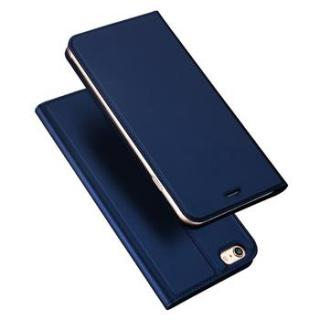 Flipové pouzdro Dux Ducis Skin pro Samsung Galaxy S20 Plus, tmavě modrá