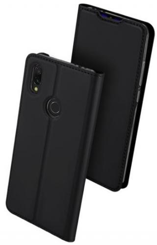 Flipové pouzdro Dux Ducis Skin pro Samsung Galaxy S20 Ultra, tmavě šedá