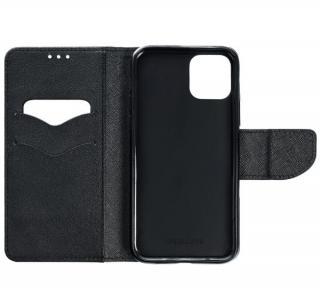 Flipové pouzdro Fancy pro Realme 7 5G, černá