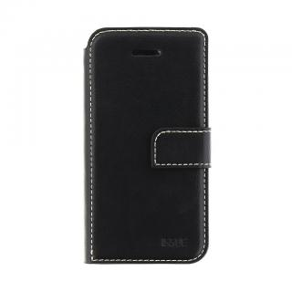 Flipové pouzdro Molan Cano Issue pro Motorola E7 Power, černá