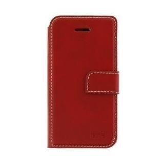 Flipové pouzdro Molan Cano Issue pro Xiaomi Poco F3, červená