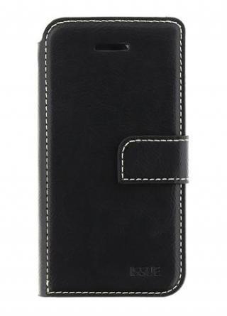Flipové pouzdro Molan Cano Issue pro Xiaomi Redmi Note 10 Pro, černá