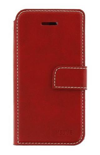Flipové pouzdro Molan Cano Issue pro Xiaomi Redmi Note 10 Pro, červená