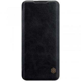 Flipové pouzdro Nillkin Qin Book pro OnePlus Nord N10 5G, black