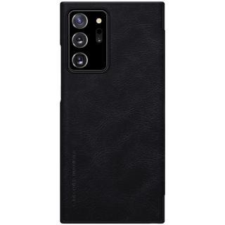 Flipové pouzdro Nillkin Qin Book pro Samsung Galaxy Note 20 Ultra, black