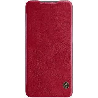 Flipové pouzdro Nillkin Qin Book pro Xiaomi Mi 9, red