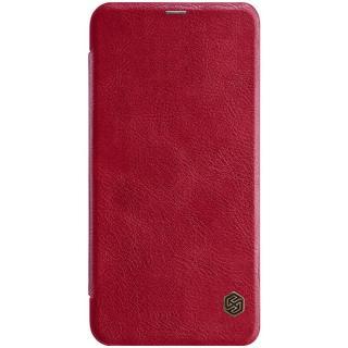Flipové pouzdro Nillkin Qin pro Xiaomi Redmi Note 6 Pro, red