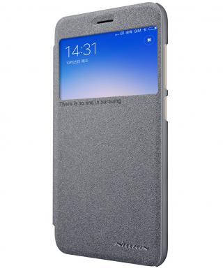 Flipové pouzdro Nillkin Sparkle S-View pro Honor 8 Pro, black