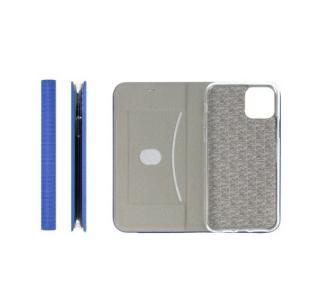 Flipové pouzdro SENSITIVE pro pro Apple iPhone 12 mini, modrá