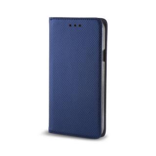 Flipové pouzdro Smart Magnet pro Huawei P9 Lite, tmavě modrá