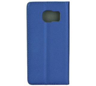 Flipové pouzdro Smart Magnet pro Samsung Galaxy S7, modrá