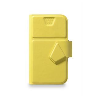Flipové pouzdro STYLE&COLOR vel. XL, žluté