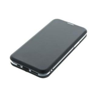 Flipové pouzdro Swissten Shield pro Samsung Galaxy S21, černá