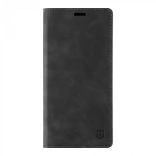 Flipové pouzdro Tactical Xproof pro Samsung Galaxy A22 4G, černá