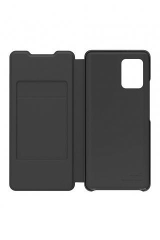 Flipové pouzdro Wallet Cover GP-FWA426AMABW pro Samsung Galaxy A42, černá