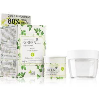 FlosLek Laboratorium GREEN for skin noční výživný krém 50 ml dámské 50 ml