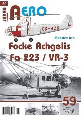Focke-Achgelis Fa 223 - Irra Miroslav