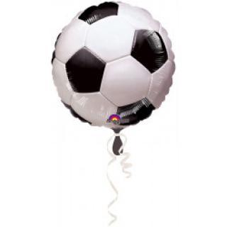 Foliový balón standart, Fotbalový míč