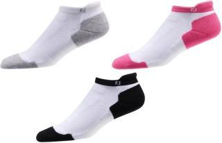 Footjoy TechSof Tour Roll-Tab Womens Socks Mix Multi UNI