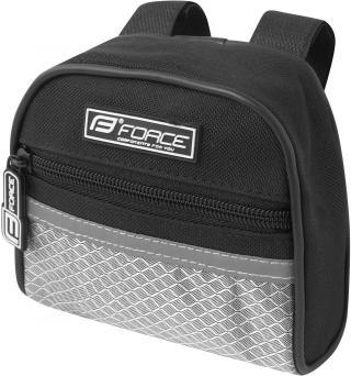 Force Handlebar Bag Children Grey Black