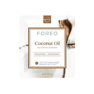 FOREO Vyživující pleťová maska Coconut Oil  6 x 6 g dámské