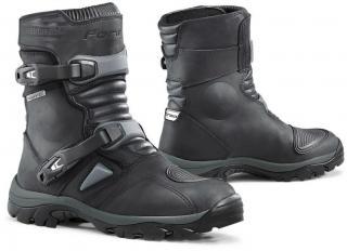 Forma Boots Adventure Low Boty pánské Black 38