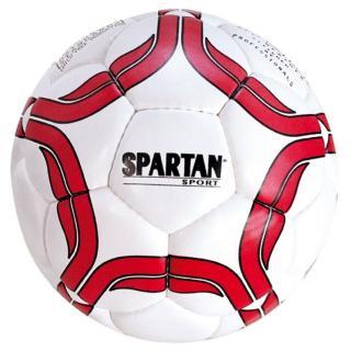 Fotbalový Míč Spartan Club Junior Vel. 3  Červená