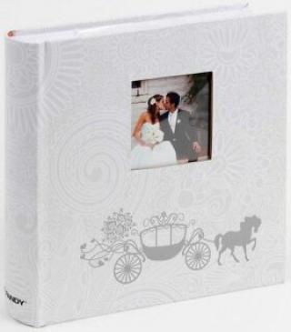 Fotoalbum svatební 200 Kočár