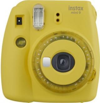 Fotoaparát fujifilm instax mini 9, žlutá