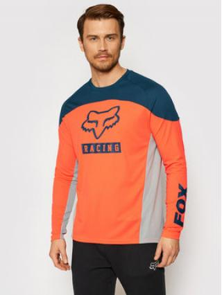 Fox Racing Funkční tričko Defend Ls Jersey 27601 Barevná Regular Fit pánské S