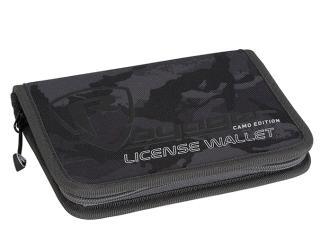 Fox rage pouzdro voyager camo license wallet