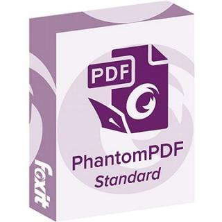 Foxit PhantomPDF Standard 10