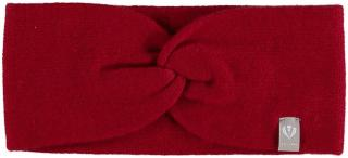 Fraas Dámská pletená kašmírová čelenka 684306 - červená
