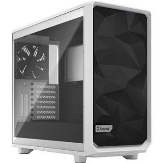 Fractal Design Meshify 2 White TG Clear