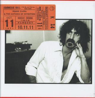 Frank Zappa Carnegie Hall