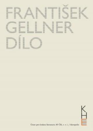 František Gellner Dílo - Svazek I    DVD - František Gellner