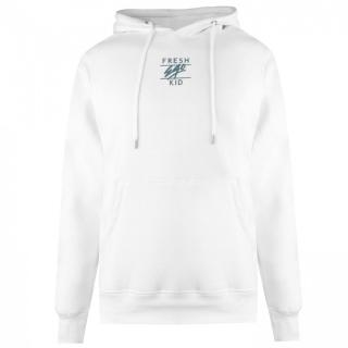 Fresh Ego Kid Mens Logo Over the Top Hoodie pánské Other S