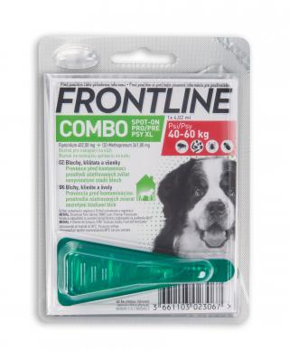 Frontline spot-on Combo pro psy XL