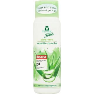 Frosch Senses Aloe Vera jemný sprchový gel pro citlivou pokožku ECO 300 ml dámské 300 ml