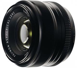 Fujifilm XF35mm F1.4 R Black