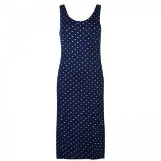 Full Circle Midi Dress Ladies dámské Navy Spots | Other S