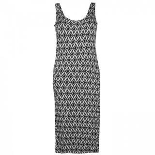 Full Circle Midi Dress Ladies dámské Other XL