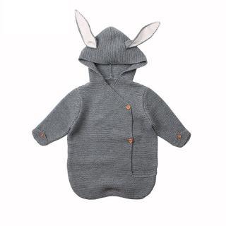 Fusak s rukávy králík Barva: šedá